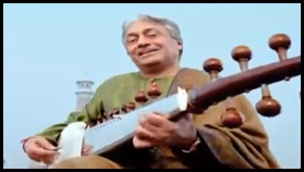 I can't headbang. Sorry. Am too old for that. Plus this sarod is too frail after that Air India mishap.